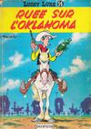Cover for Lucky Luke (Dupuis, 1949 series) #14 - Ruée sur l'Oklahoma