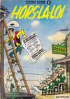 Cover for Lucky Luke (Dupuis, 1949 series) #6 - Hors-la-loi