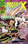 Cover for Prosjekt X (Semic, 1984 series) #4/1985