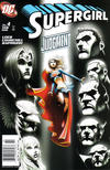 Cover for Supergirl (DC, 2005 series) #4 [Newsstand]