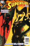 Cover for Supergirl (DC, 2005 series) #6 [Newsstand]