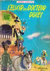 Cover for Lucky Luke (Dupuis, 1949 series) #7 - L'Élixir du Docteur Doxey