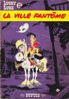 Cover for Lucky Luke (Dupuis, 1949 series) #25 - La ville fantôme