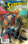 Cover for Supergirl (DC, 2005 series) #11 [Newsstand]