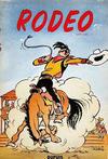 Cover for Lucky Luke (Dupuis, 1949 series) #2 - Rodéo