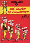 Cover for Lucky Luke (Dupuis, 1949 series) #26 - Les Dalton se rachètent