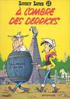 Cover for Lucky Luke (Dupuis, 1949 series) #18 - A l'ombre des derricks