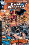 Cover for Liga da Justiça (Panini Brasil, 2002 series) #81