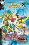Cover for Liga da Justiça (Panini Brasil, 2002 series) #75