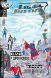Cover for Liga da Justiça (Panini Brasil, 2002 series) #77
