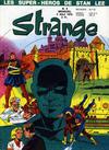 Cover for Strange (Editions Lug, 1970 series) #8