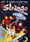 Cover for Strange (Editions Lug, 1970 series) #221