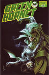 Cover for Green Hornet (Dynamite Entertainment, 2010 series) #15 [Jonathan Lau Cover]
