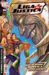 Cover for Liga da Justiça (Panini Brasil, 2002 series) #80