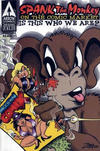 Cover for Spank the Monkey on the Comics Market (Arrow, 2000 series) #2