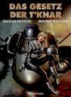 Cover for Das Gesetz der T'Khar (Kult Editionen, 2000 series)