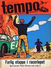 Cover for Tempo (Hjemmet / Egmont, 1966 series) #29/1967
