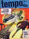 Cover for Tempo (Hjemmet / Egmont, 1966 series) #28/1967