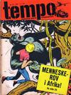 Cover for Tempo (Hjemmet / Egmont, 1966 series) #27/1967