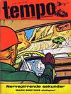 Cover for Tempo (Hjemmet / Egmont, 1966 series) #26/1967
