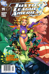 Cover for Justice League of America (DC, 2006 series) #16 [Newsstand]