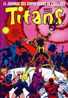 Cover for Titans (Semic S.A., 1989 series) #120