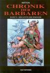 Cover for Chronik der Barbaren (Kult Editionen, 2004 series) #6