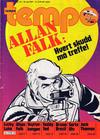 Cover for Tempo (Hjemmet / Egmont, 1966 series) #19/1977