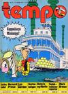 Cover for Tempo (Hjemmet / Egmont, 1966 series) #41/1977