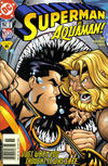 Cover for Superman (DC, 1987 series) #162 [Newsstand]