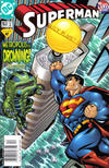 Cover for Superman (DC, 1987 series) #163 [Newsstand]