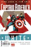 Cover Thumbnail for Captain America: White (2008 series) #0 [Standard Cover]