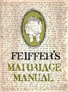 Cover for Feiffer's Marriage Manual (Random House, 1967 series)