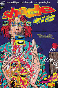 Cover Thumbnail for Shade, the Changing Man (DC, 2003 series) #2 - Edge of Vision