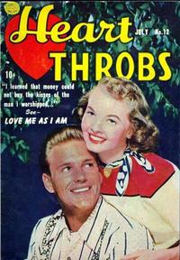 Cover Thumbnail for Heart Throbs (Quality Comics, 1949 series) #12