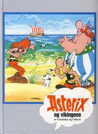 Cover Thumbnail for Asterix [Seriesamlerklubben] (Hjemmet / Egmont, 1998 series) #[3] - Asterix og vikingene