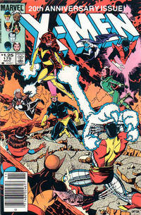 Cover Thumbnail for The Uncanny X-Men (Marvel, 1981 series) #175 [Canadian]