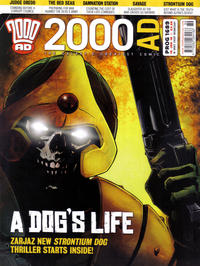 Cover Thumbnail for 2000 AD (Rebellion, 2001 series) #1689