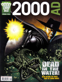Cover Thumbnail for 2000 AD (Rebellion, 2001 series) #1701