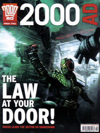 Cover Thumbnail for 2000 AD (Rebellion, 2001 series) #1702