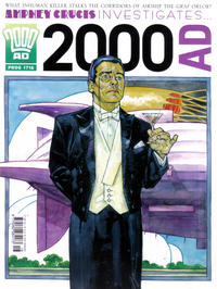 Cover Thumbnail for 2000 AD (Rebellion, 2001 series) #1716