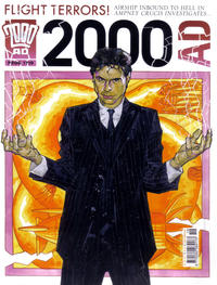 Cover Thumbnail for 2000 AD (Rebellion, 2001 series) #1719