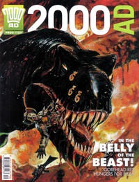 Cover Thumbnail for 2000 AD (Rebellion, 2001 series) #1729