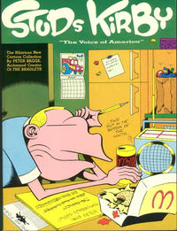 Cover Thumbnail for Studs Kirby (Fantagraphics, 1989 series)