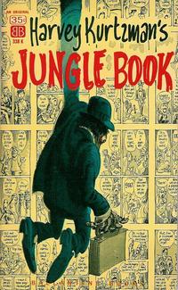 Cover Thumbnail for Harvey Kurtzman's Jungle Book (Ballantine Books, 1959 series) #338 K