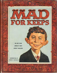 Cover Thumbnail for Mad for Keeps (Crown Publishers, 1958 series)