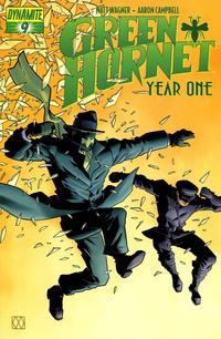 Cover Thumbnail for Green Hornet: Year One (Dynamite Entertainment, 2010 series) #9 [Matt Wagner Cover]