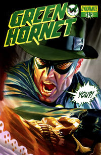 Cover Thumbnail for Green Hornet (Dynamite Entertainment, 2010 series) #14 [Alex Ross Cover]