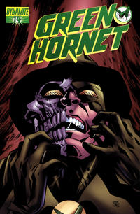 Cover Thumbnail for Green Hornet (Dynamite Entertainment, 2010 series) #14 [Phil Hester Cover]