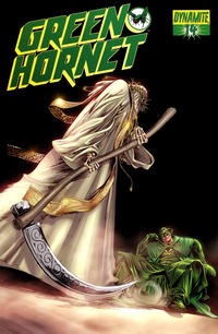 Cover Thumbnail for Green Hornet (Dynamite Entertainment, 2010 series) #14 [Jonathan Lau Cover]